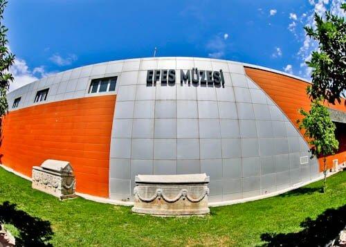 Selcuk Turkey - Ephesus Museum
