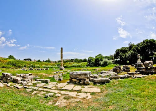 Temple of Artemis - Selcuk Turkey