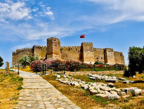 Selcuk Turkey - Ayasoluk Castle