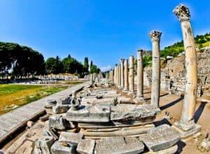 Ephesus Turkey - State Agora