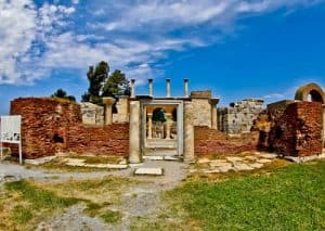 Selcuk Turkey - Basilica of St John