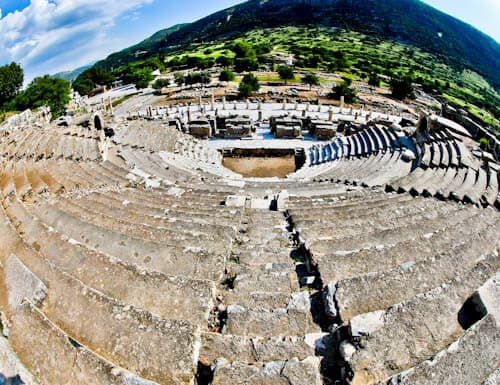 Odeon - Ephesus Turkey