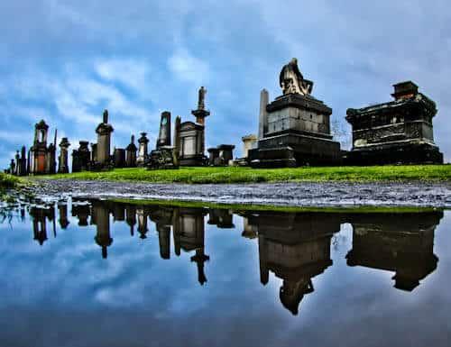 Glasgow Landmarks - Necropolis