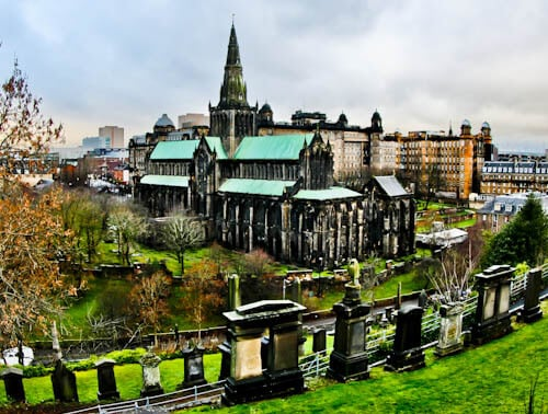 Glasgow Landmarks - Cathedral