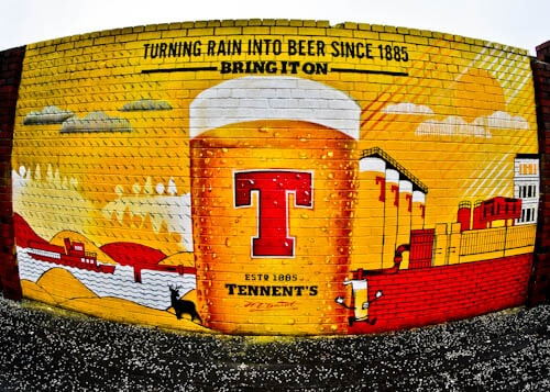 Glasgow Landmarks - Tennents Visitor Centre
