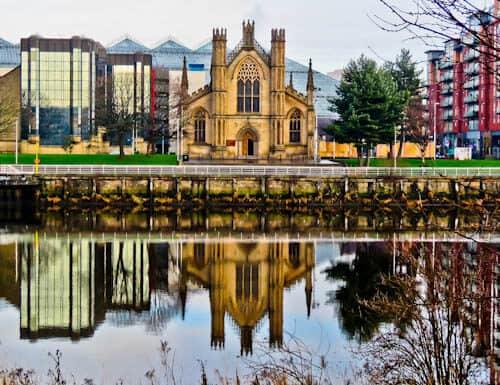 Glasgow Landmarks - Metropolitan Cathedral