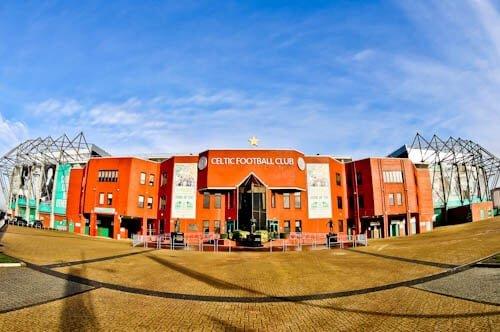 Glasgow Landmarks - Celtic Park