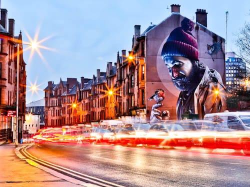 Glasgow Landmarks - Mural Trail
