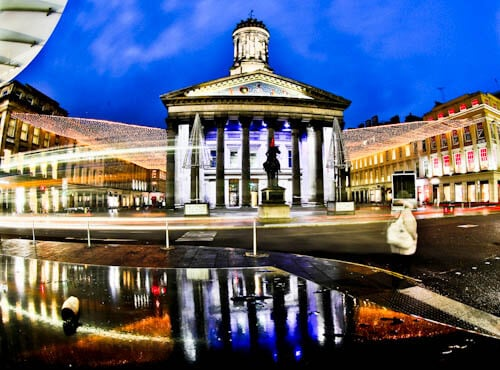 Glasgow Landmarks - Gallery of Modern Art