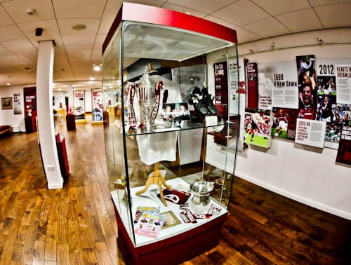Tynecastle Park - Hearts FC Matchday Experience and Stadium Tour - Edinburgh - Museum