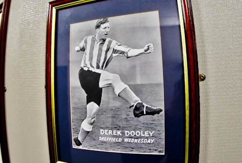 Hillsborough Stadium Tour - Sheffield Wednesday - Derek Dooley Memorabilia
