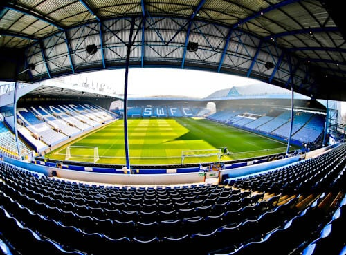 Hillsborough Stadium Tour - Sheffield