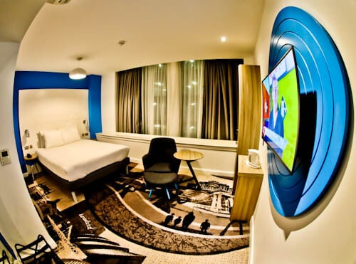 Hotels in Glasgow City Centre - Ibis Styles West - Guest Room