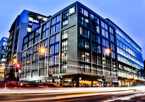 Hotels in Glasgow City Centre - Ibis Styles West - Location