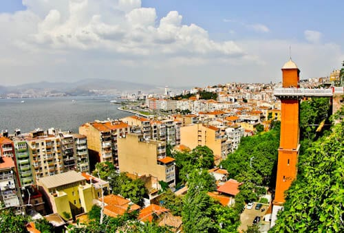Things to do in Izmir Turkey - Asansor