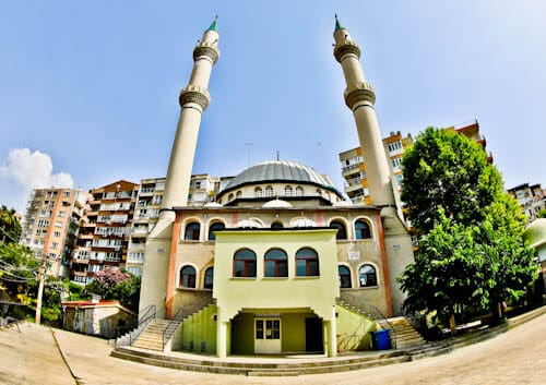 Things to do in Izmir Turkey - Mosques