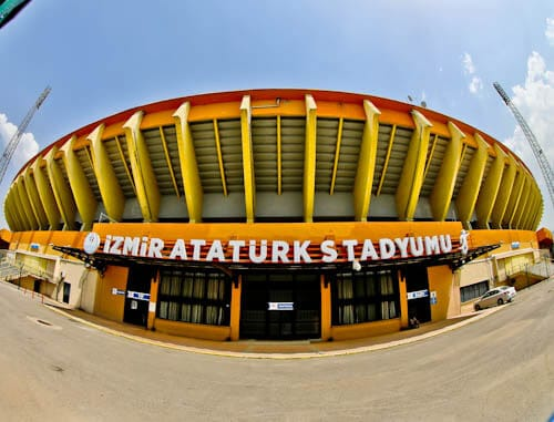 Things to do in Izmir Turkey - Ataturk Stadium