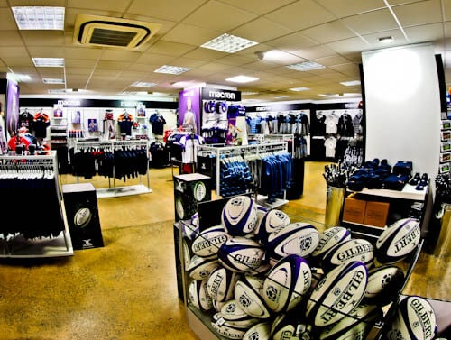 Murrayfield Stadium Tour - Edinburgh - Meeting Point - Scottish Rugby Store