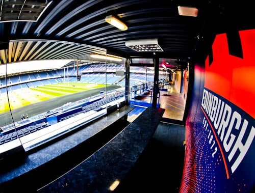 Edinburgh Landmarks + Top Instagram Spots - Murrayfield