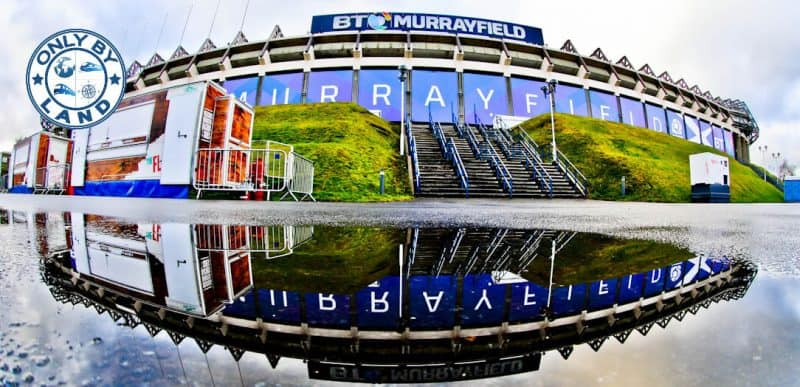 Murrayfield Stadium Tour - Edinburgh