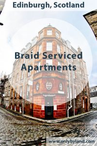 Braid Serviced Apartments Edinburgh – By Mansley