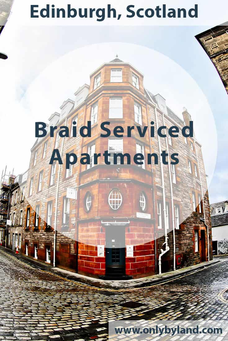 Braid Serviced Apartments Edinburgh – By Mansley