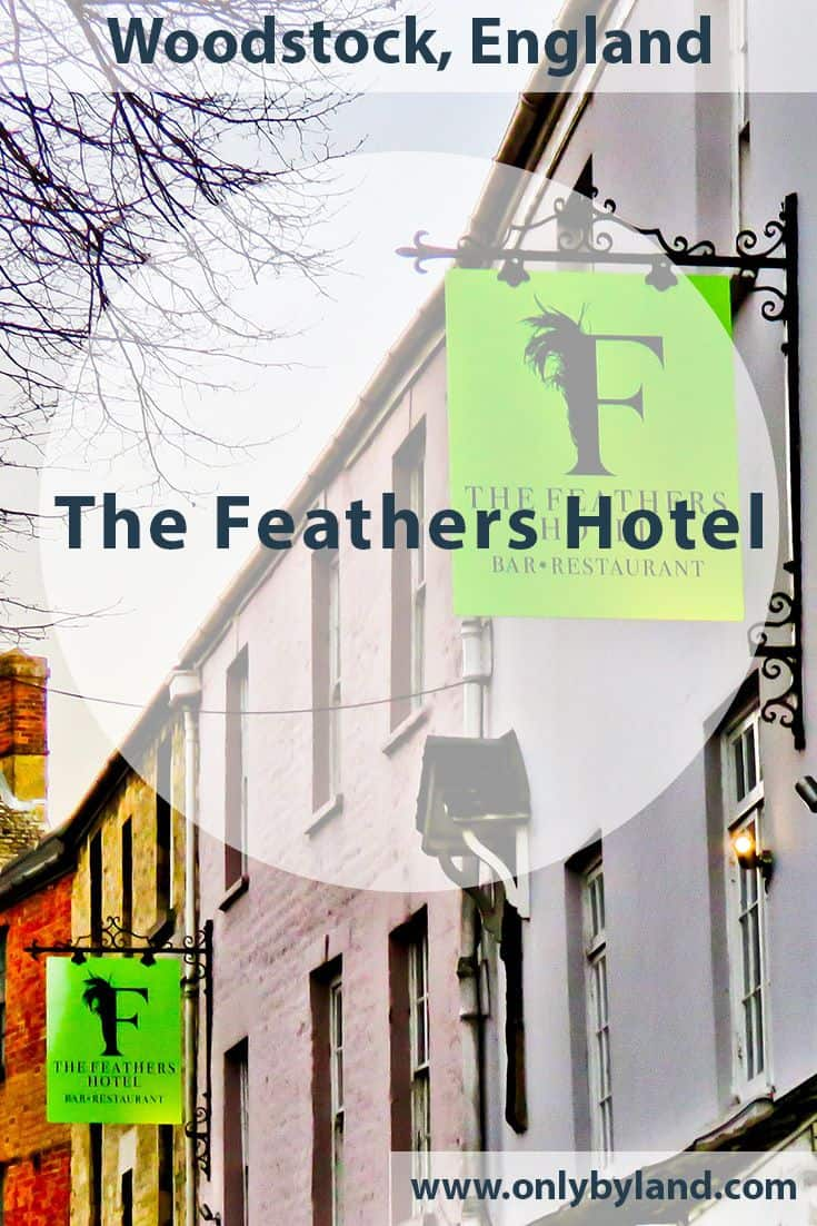 Feathers Hotel Woodstock – Hotels near Blenheim Palace