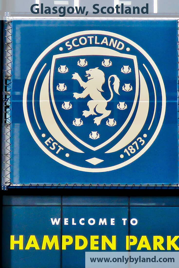 Hampden Park – Scottish Football Museum + Stadium Tour
