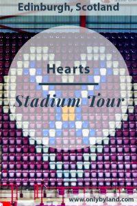 Tynecastle Park – Stadium Tour – Hearts FC