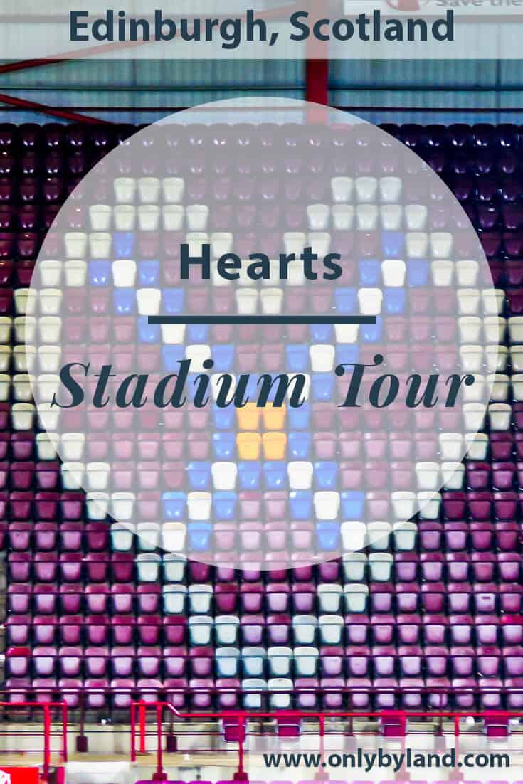 Tynecastle Park – Stadium Tour – Hearts FC