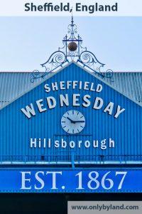 Hillsborough Stadium Tour – Sheffield Wednesday