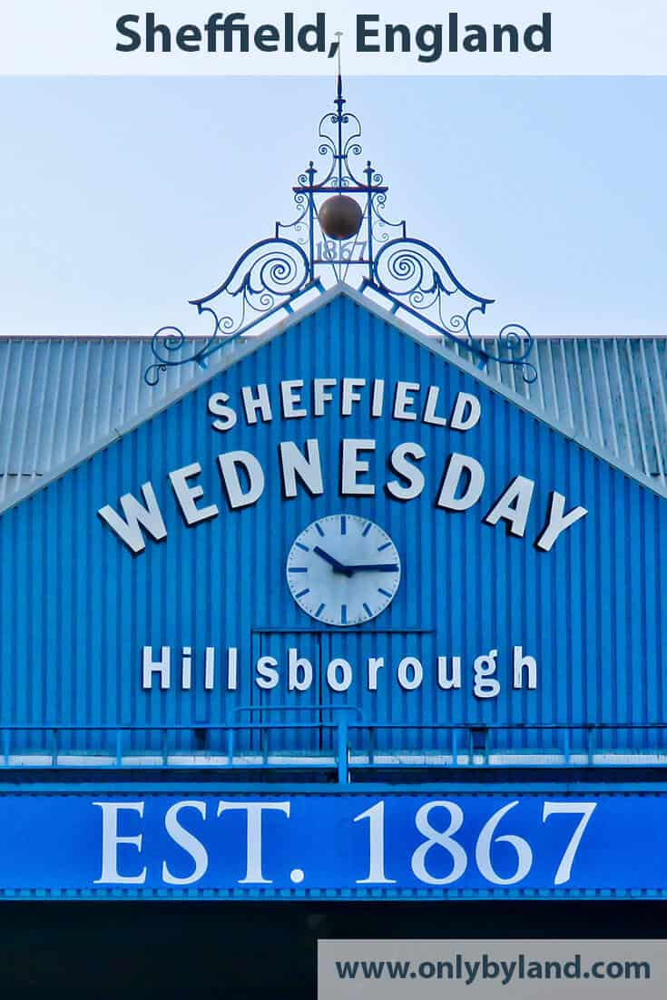 Hillsborough Stadium Tour – Sheffield Wednesday