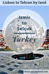 Things to do in Izmir Turkey + Day Trips