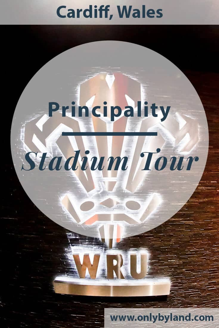 Principality Stadium Cardiff – What do you see on a Tour?