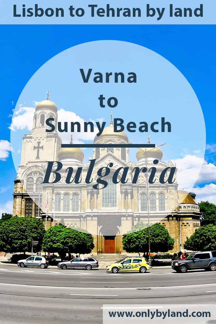 Things to do in Varna Bulgaria + Gold Skeletons