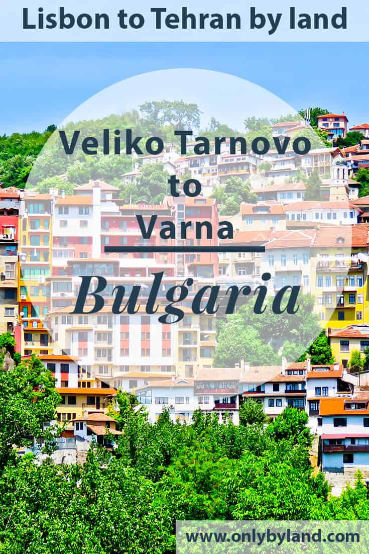 Things to do in Veliko Tarnovo Bulgaria + Nicopolis