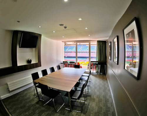 Principality Stadium Tour - Cardiff - VIP Suite