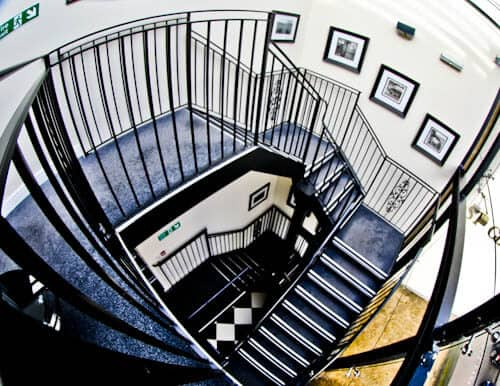 Strozzi Palace - Serviced Apartments Cheltenham - Staircase