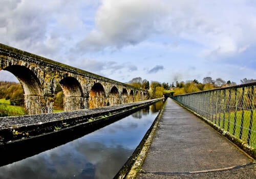 The West Arms - Hotels in North Wales - Chirk Aqueduct