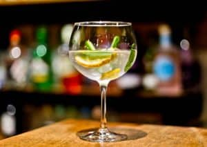 The West Arms - Hotels in North Wales - Gin Bar