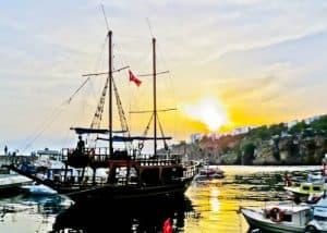 Things to do in Antalya Turkey - Pirate Ship Tours
