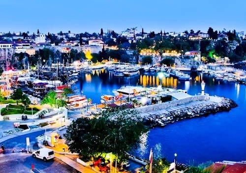 Things to do in Antalya Turkey - Marina
