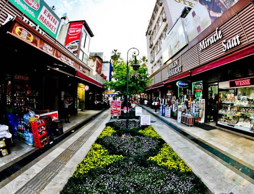 Things to do in Antalya - Old Town
