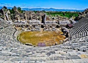 Things to do in Antalya Turkey - Side Day Trip
