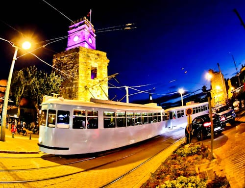 Things to do in Antalya Turkey - Historic Trams