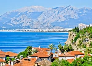 Things to do in Antalya Turkey - Cable Car