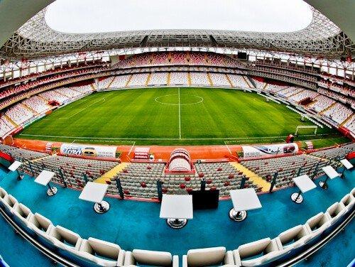 Things to do in Antalya Turkey - Antalyaspor Football Club
