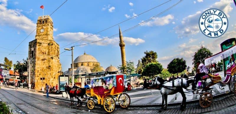 Things to do in Antalya Turkey