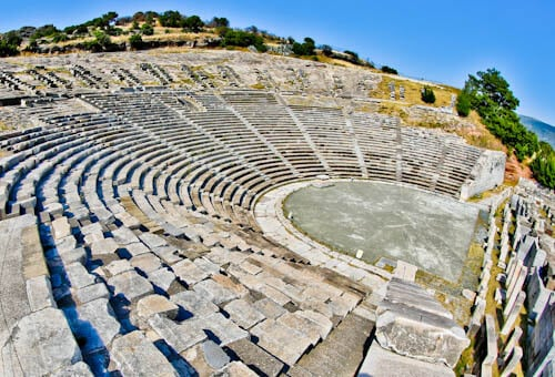 Things to do in Bodrum Turkey - Amphitheater of Bodrum