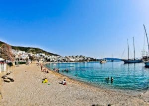 Things to do in Bodrum Turkey - Bodrum Beach